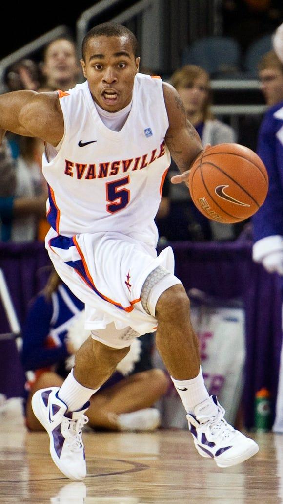 Former Evansville guard Troy Taylor is piling up impressive