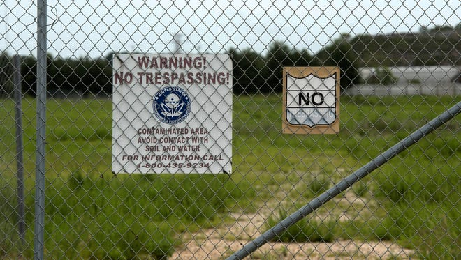 """The Escambia County Board of County Commissioners will consider on June 22, 2017 assuming command of the city's portion of the Superfund site """"Escambia Wood-Pensacola."""" If the commissioners approve the item, it would open the site to being developed into the Midtown Commerce Park, a project that if built out could result in 1,714 jobs."""