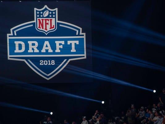 USP NFL: NFL DRAFT S FBN USA TX