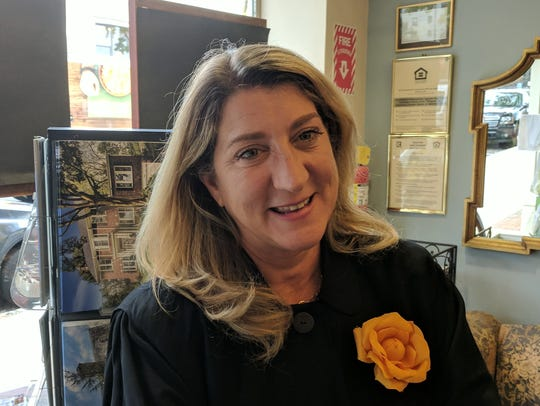 Leah Caro, ;president of Sterling Realty in Bronxville,