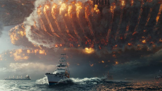 "Much-maligned sequel ""Independence Day: Resurgence"" landed with a thud."