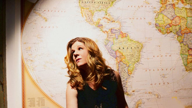Singer-songwriter Dar Williams will perform at Outpost in the Burbs in Montclair on March 3.