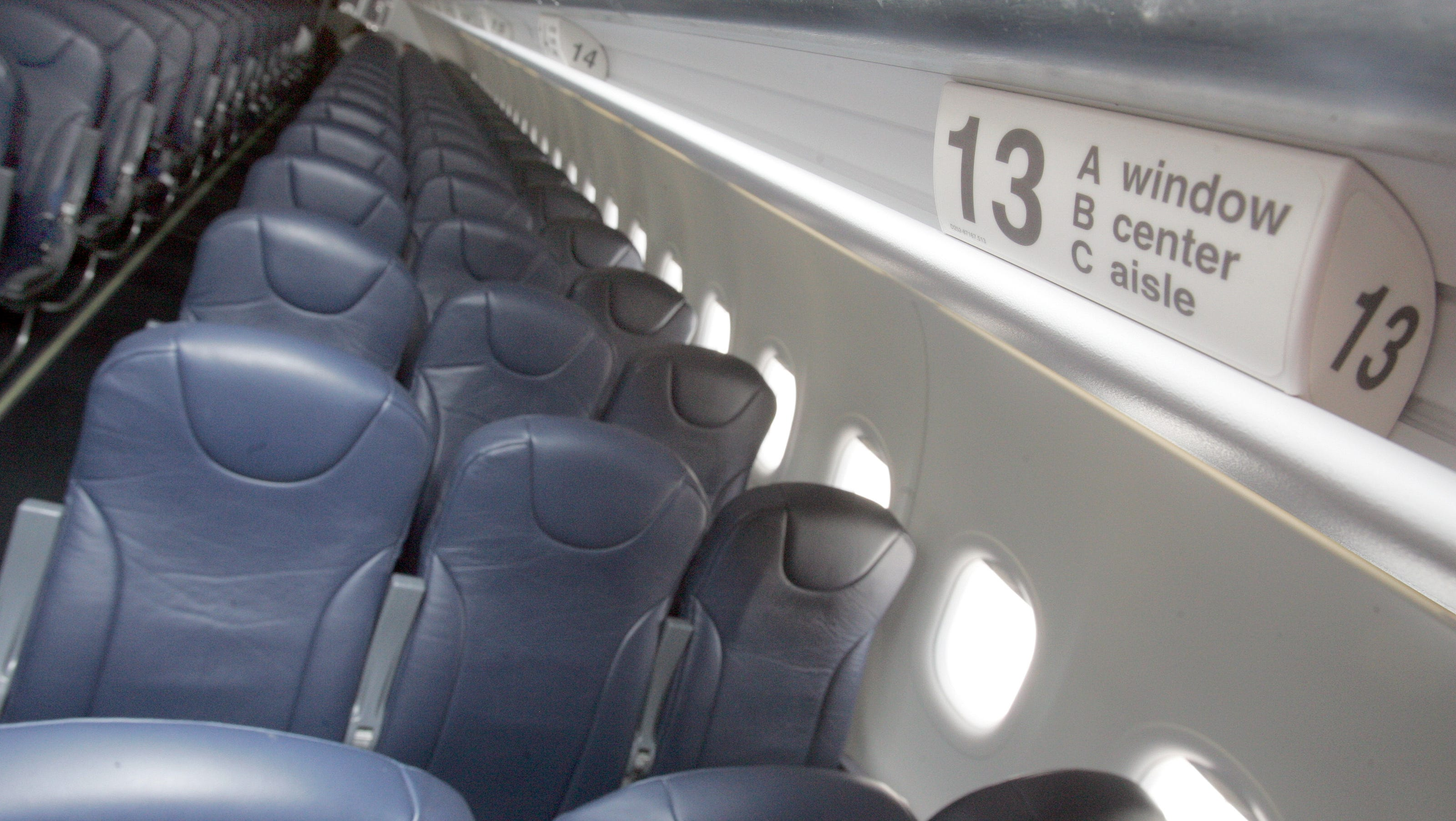 Think Airline Seats Have Gotten Smaller They Have