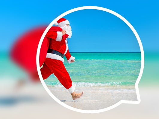 We're keeping Santa busy delivering deals, discounts, sweepstakes and other fun perks!