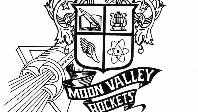 Moon Valley Rockets logo