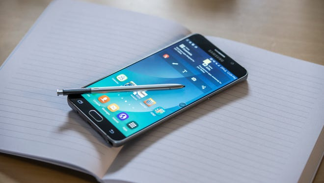 Samsung's Note 5 is the best in the series to date.