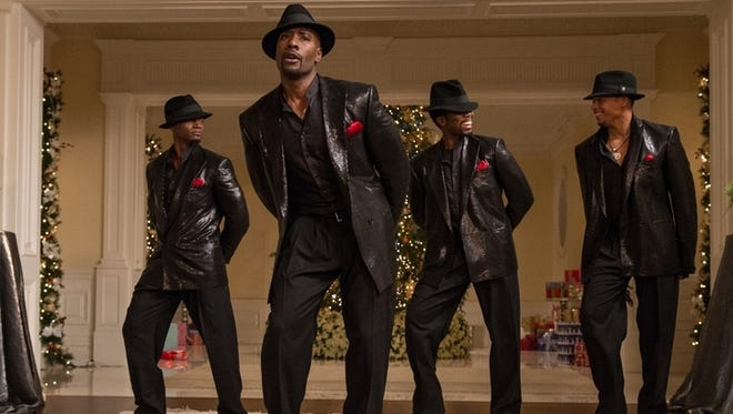 'The Best Man Holiday' scored a hit in its debut weekend.