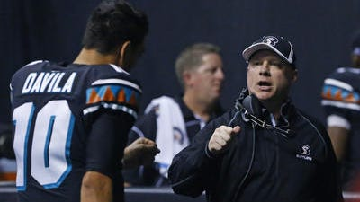 Rattlers coach and Kevin Guy have regrouped before after bad losses.