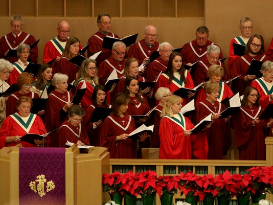 First Presbyterian Church Messiah