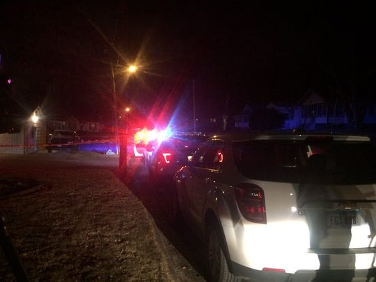 Des Moines Police are investigating a shooting in the 800 block of Shawnee Avenue.