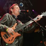Jack Bruce, bassist with British band Cream, has died aged 71