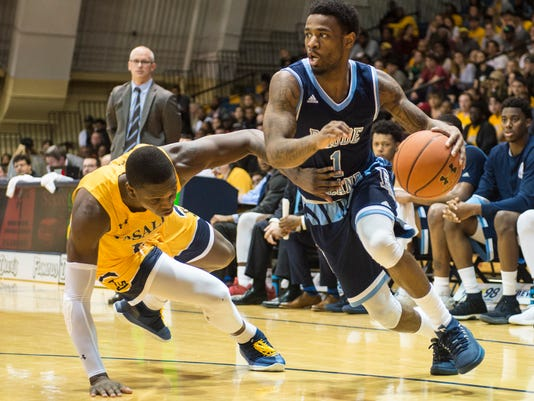 NCAA Basketball: Rhode Island at La Salle