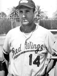 Ron Shelton played for the Rochester Red Wings before