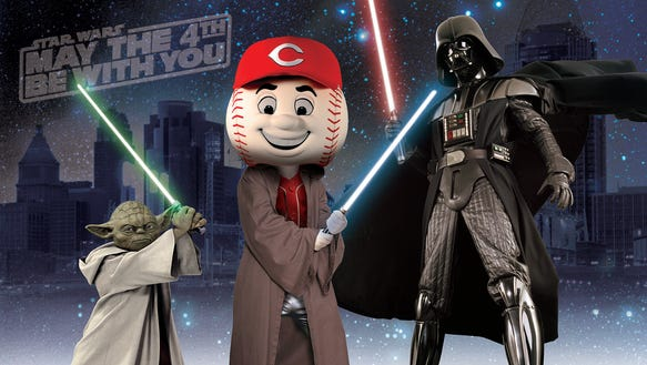 Reds Star Wars Poster 5.4.14