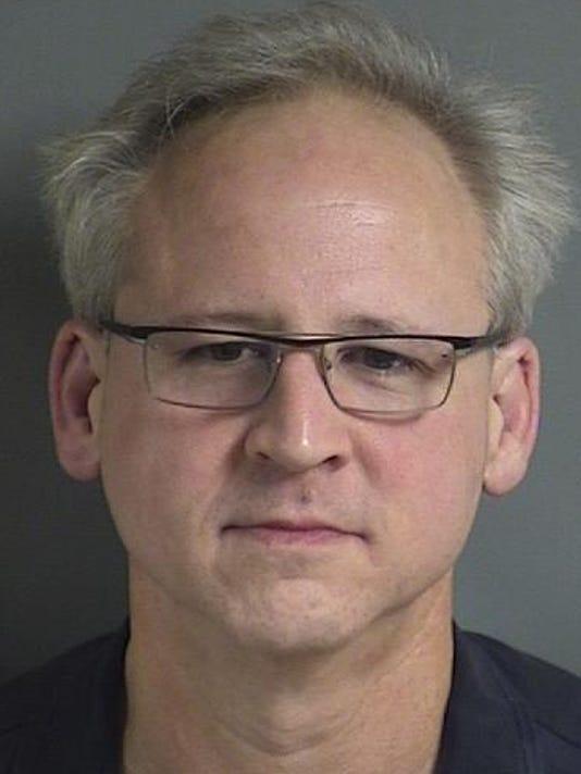 Video: Naked man wielding aluminum broom handle arrested