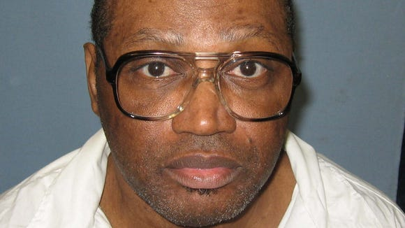 Vernon Madison (Alabama Department of Corrections, via AP, File)