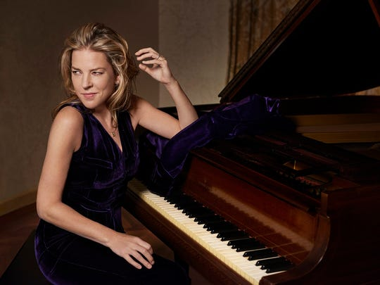 """I'm grateful every day,"" Diana Krall says about her success."