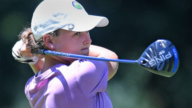 Greenville senior Ashlee Richardson will be among the many top players competing in this weekend's WSCGA Junior Golf Foundation High School Invitational at The Sanctuary at Cat Island in Beaufort.