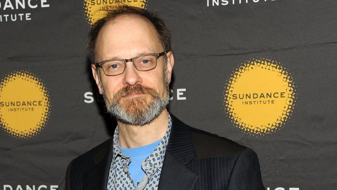 David Hyde Pierce attends the 2013 Sundance Institute Theatre Program Benefit at Stephen Weiss Studio on April 8, 2013 in New York City.