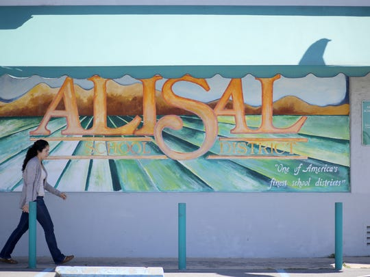 Alisal School District mural