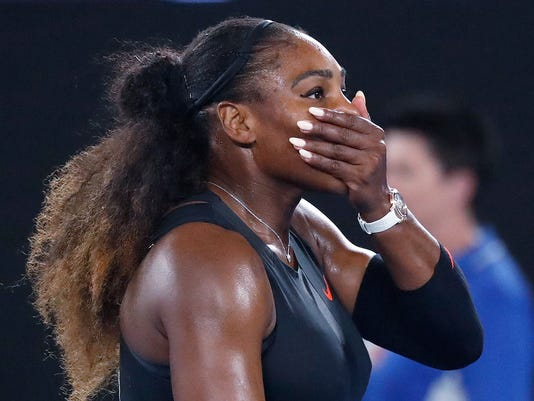 AP SERENA WILLIAMS PREGNANT  TENNIS S TEN FILE AUS
