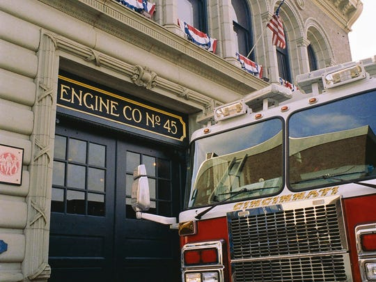 Cincinnati Fire Museum, which holds 200-year-old artifacts
