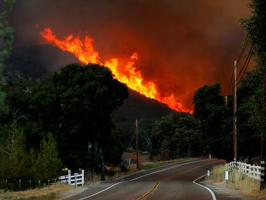 #stockphoto - wildfire