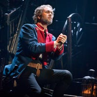 ASU alum Nick Cartell returns to Gammage as star of 'Les Miserables'