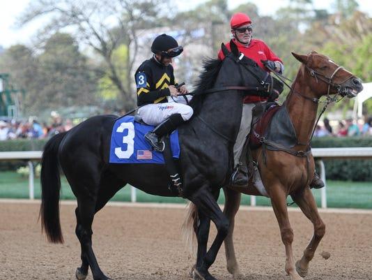 Rebel Stakes, Oaklawn Park,