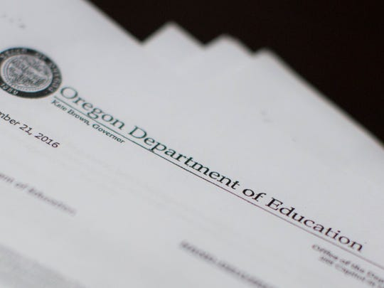 Report cards showing special education data for Oregon schools and programs were released by the Oregon Department of Education on April 3, 2019.