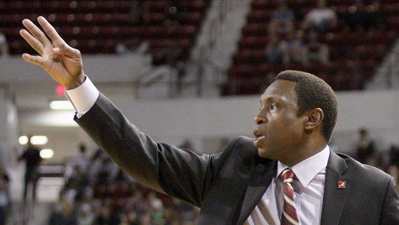 Avery Johnson is trying to get his first win against