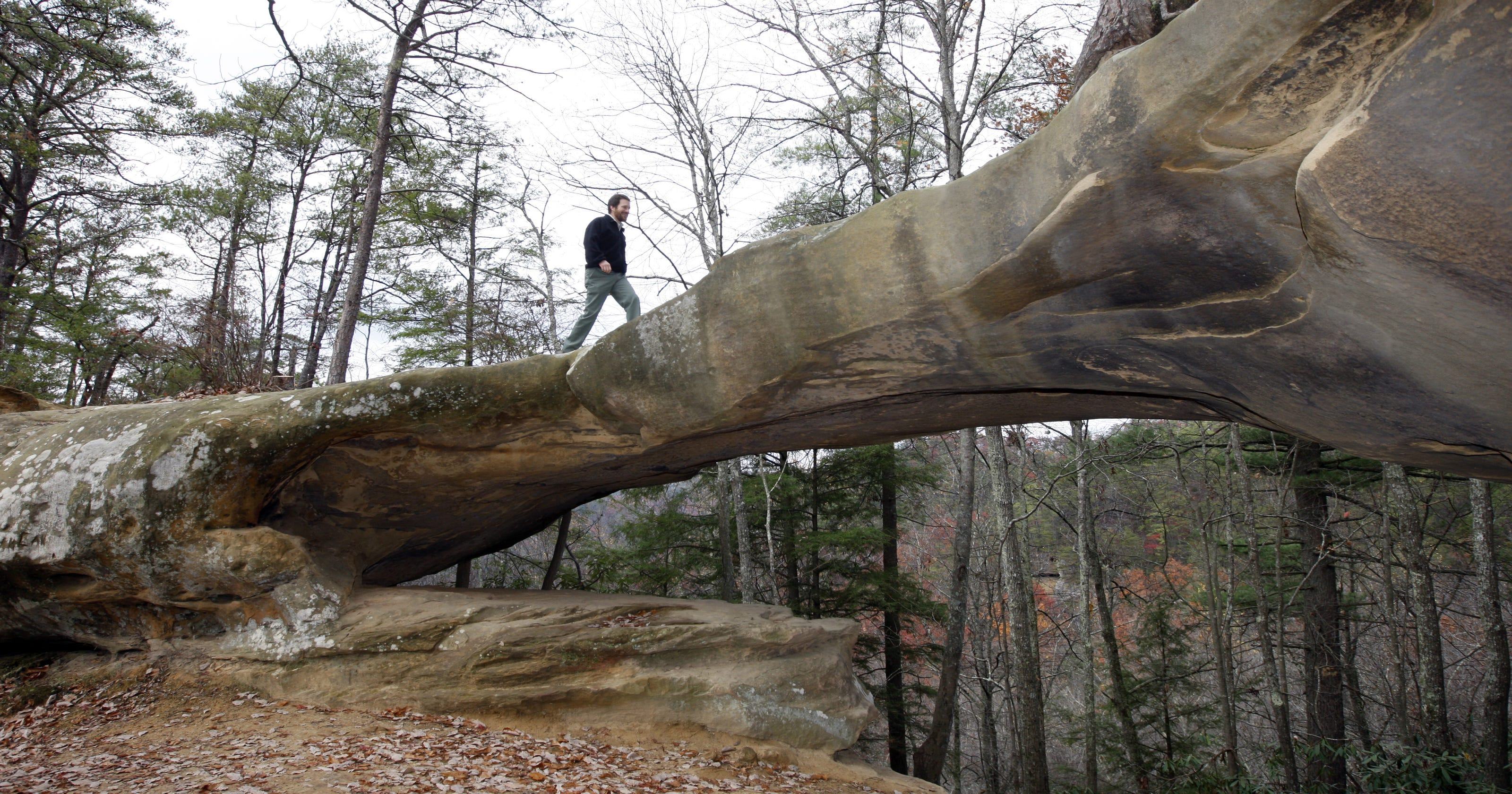 camper 39 s body found nky man passionate about red river gorge. Black Bedroom Furniture Sets. Home Design Ideas