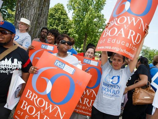 AP SUPREME COURT RACIAL EQUALITY A USA DC