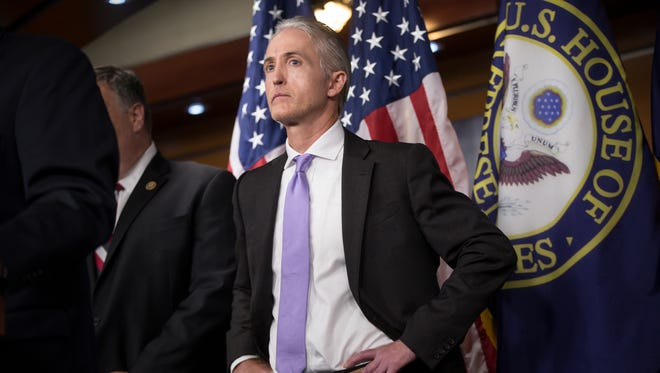 House Benghazi Committee Chairman Rep. Trey Gowdy, R-S.C.