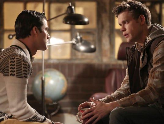Blaine and Sam