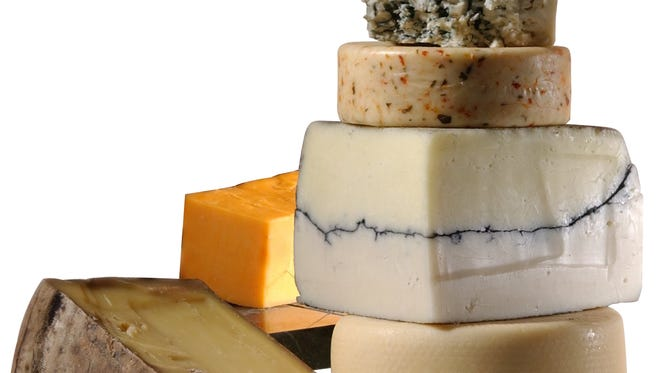 A feast of Wisconsin cheeses can be sampled at the first Curds & Kegs on June 8 at the West Allis Farmers Market.
