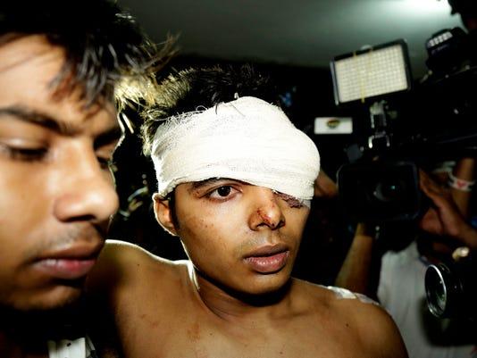 EPA BANGLADESH LGBT MAGAZINE EDITOR KILLED CLJ CRIME BGD DH