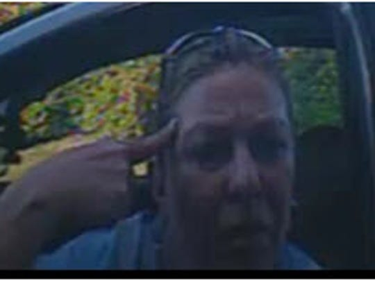 Johnston police are attempting to identify the pictured