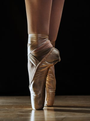 CBT auditions are open to area dancers ages 8 and up with training in ballet
