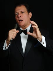 Dave DeLuca will pay tribute to Frank Sinatra at a holiday party in Belmar.