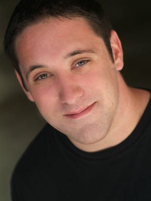 Bryan Plummer stars as Charlie Brown in A CHARLIE BROWN CHRISTMAS at the Roxy Regional Theatre, November 23 through December 16