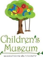 Children's Museum of Marathon County logo