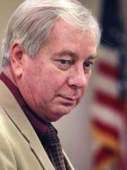 Sen. Jim Tomes, R-Wadesville.