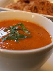 Basic Tomato Soup from Oprah Winfrey's 'Food, Health