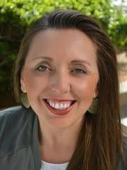 Jessica Herrera, director of the city of El Paso's