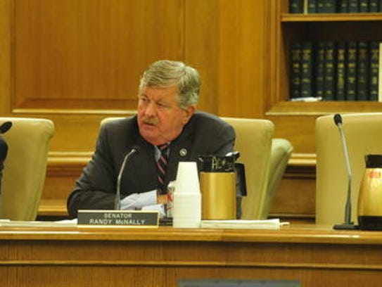 State Sen. Randy McNally voted against more funding