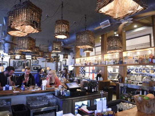 Bartaco in 12South is among the newer restaurants in