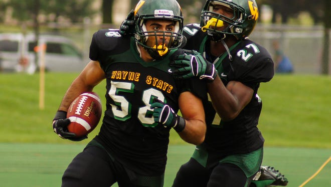 Wayne State Nores Fradi was named to the Associated Press Little All-America First Team.