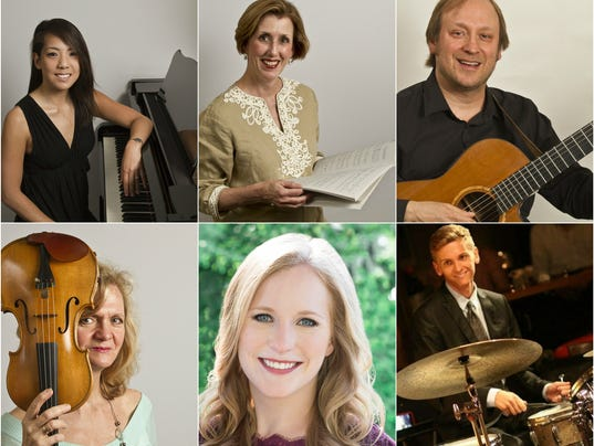 Wharton Institute for the performing arts presents a fall concert