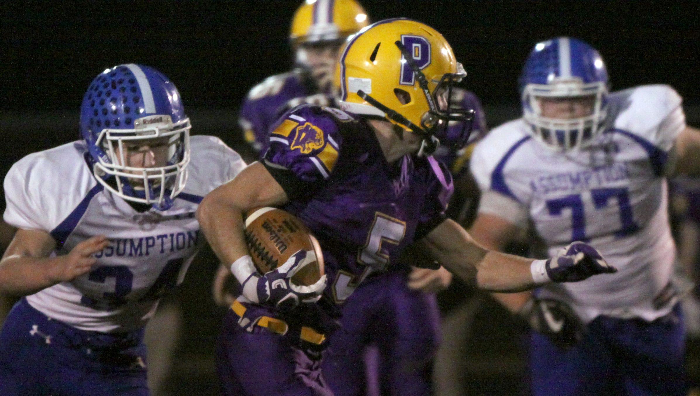 Pittsville Faces Familiar Wiaa Football Powerhouse In Edgar